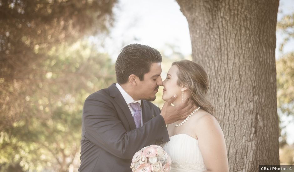 David and Francine's Wedding in Costa Mesa, California