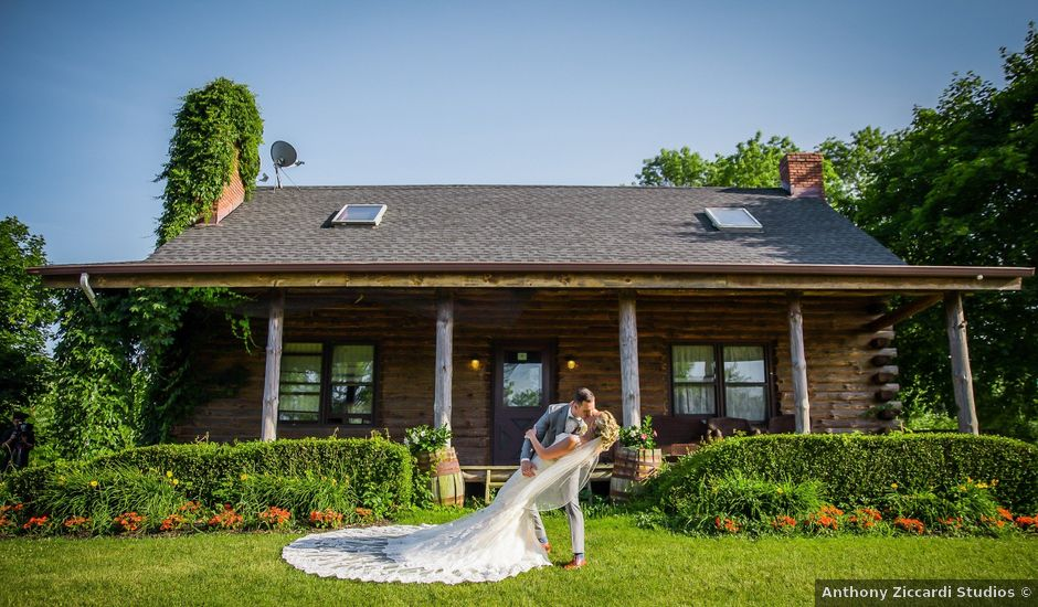 Eric and Meghan's Wedding in Sparta, New Jersey