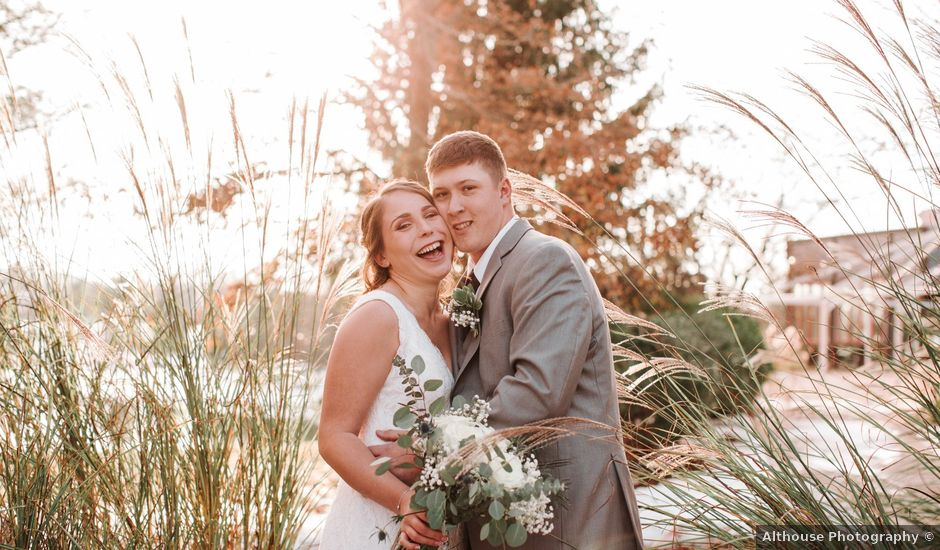 Maria and Jason's Wedding in Mechanicsburg, Pennsylvania