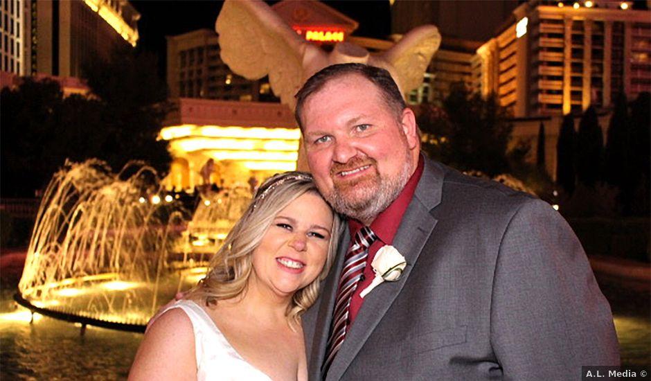 Lindsey and Ryan's Wedding in Las Vegas, Nevada