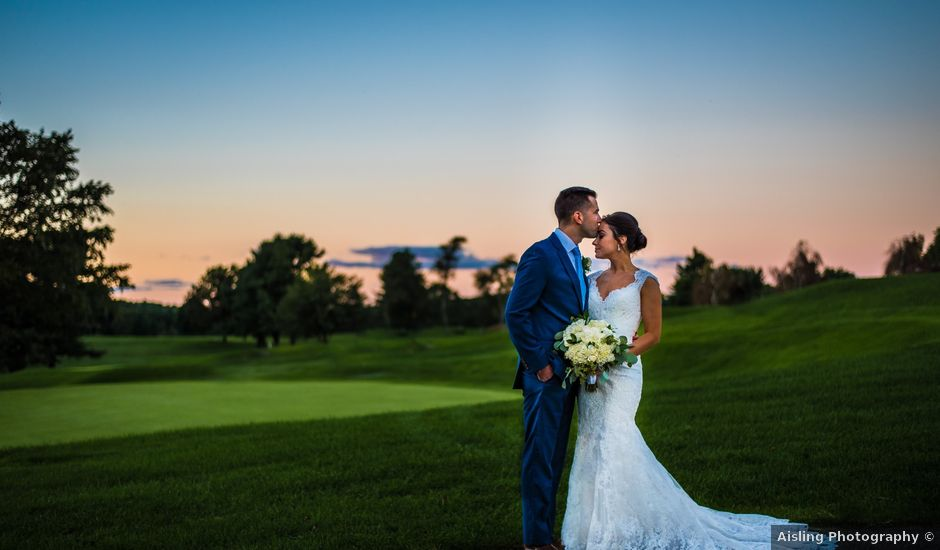 Anna and Bobby's Wedding in Sutton, Massachusetts