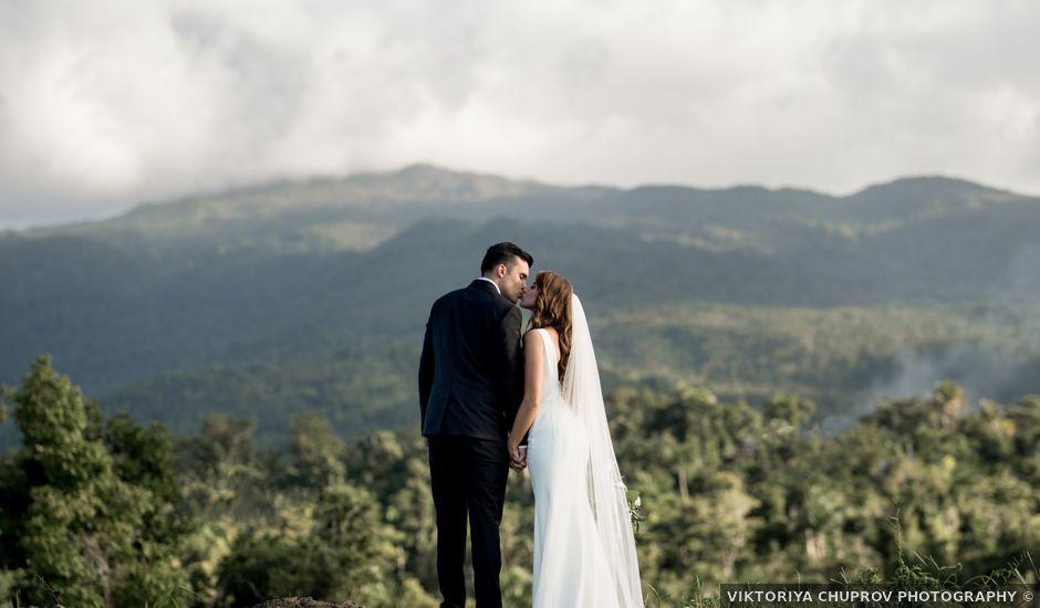 Manuel and Rina's Wedding in Rio Grande, Puerto Rico