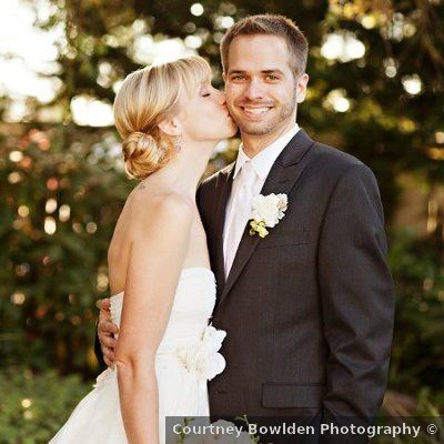 Jo and Bobby's wedding in Washington
