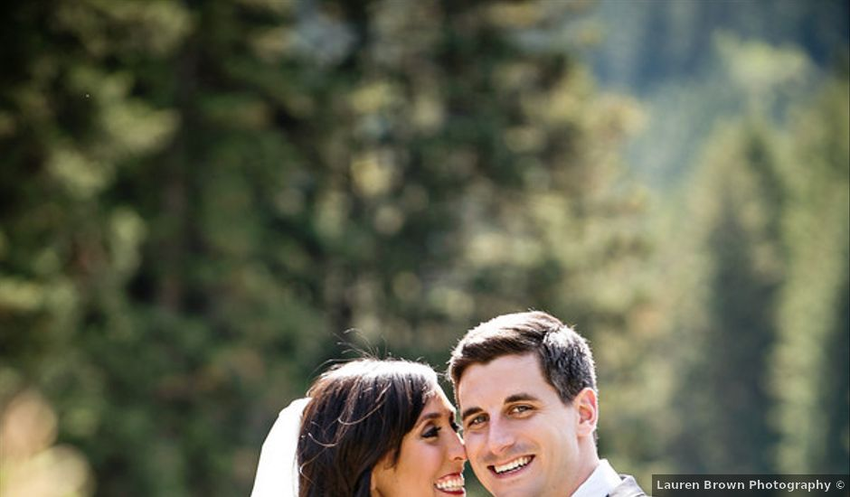 Alyssa and David's Wedding in Big Sky, Montana