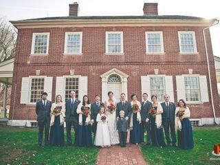 The wedding of Patrick and Lauren 1