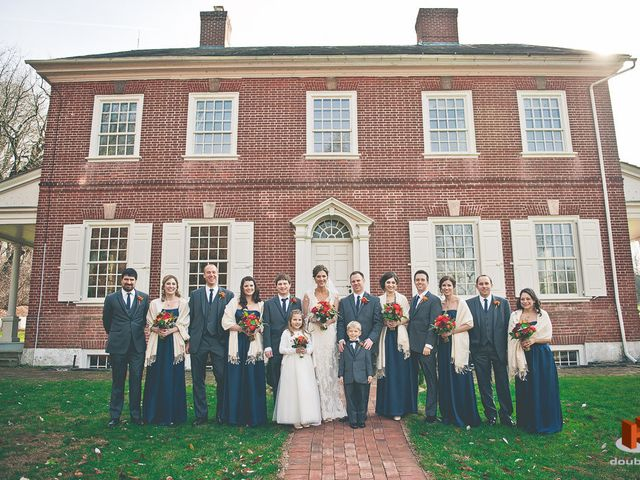 Lauren and Patrick's Wedding in Lancaster, Pennsylvania 9