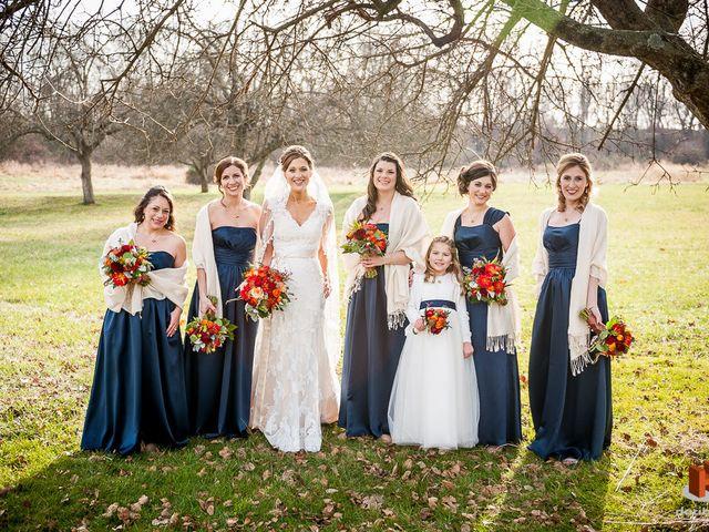 Lauren and Patrick's Wedding in Lancaster, Pennsylvania 6