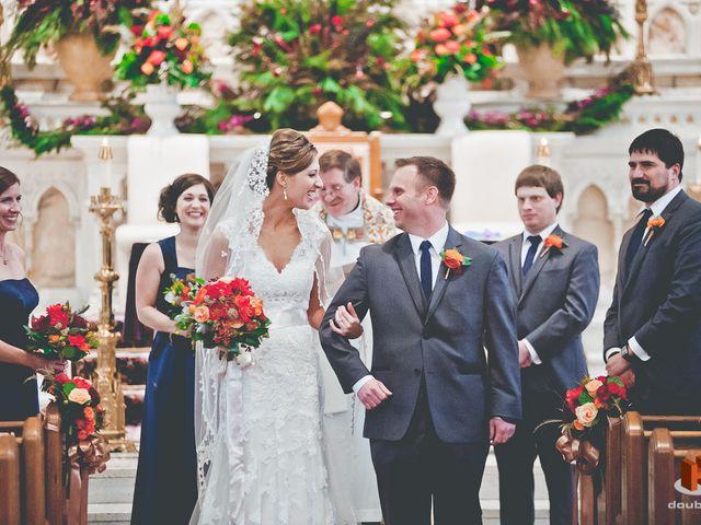 Lauren and Patrick's Wedding in Lancaster, Pennsylvania 11