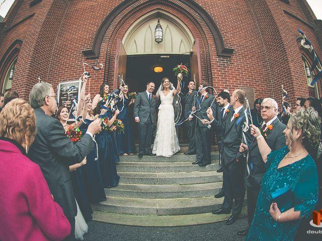 Lauren and Patrick's Wedding in Lancaster, Pennsylvania 12