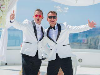 The wedding of Paulina and Scott 1