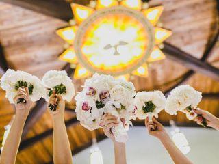 The wedding of Kati and David 1