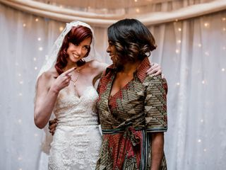 The wedding of Naidy and Jay 2
