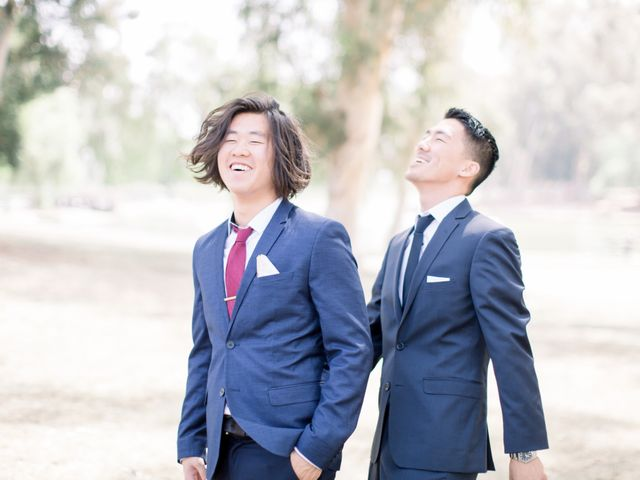 Justin and Deborah's Wedding in Orange, California 3
