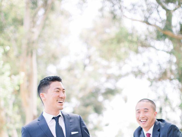 Justin and Deborah's Wedding in Orange, California 7