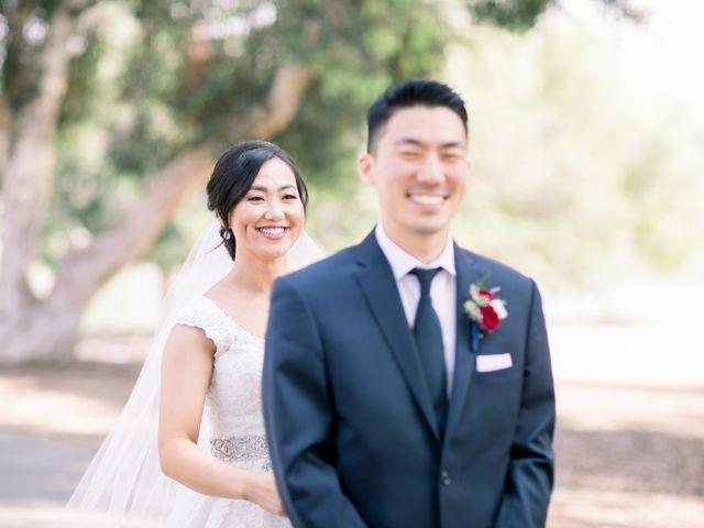 Justin and Deborah's Wedding in Orange, California 9