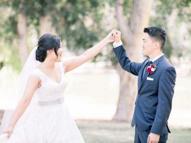Justin and Deborah's Wedding in Orange, California 13