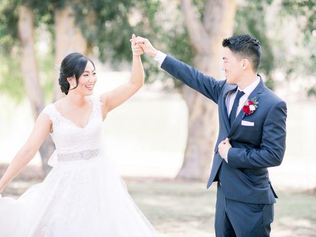 Justin and Deborah's Wedding in Orange, California 14