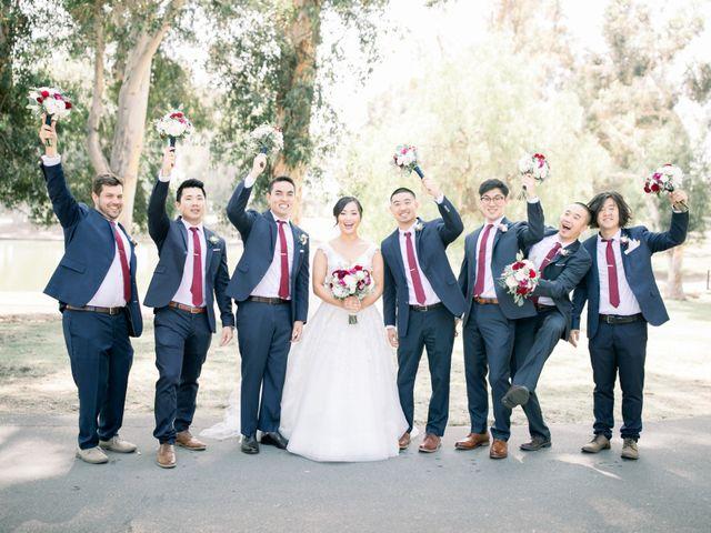 Justin and Deborah's Wedding in Orange, California 15