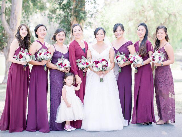 Justin and Deborah's Wedding in Orange, California 17