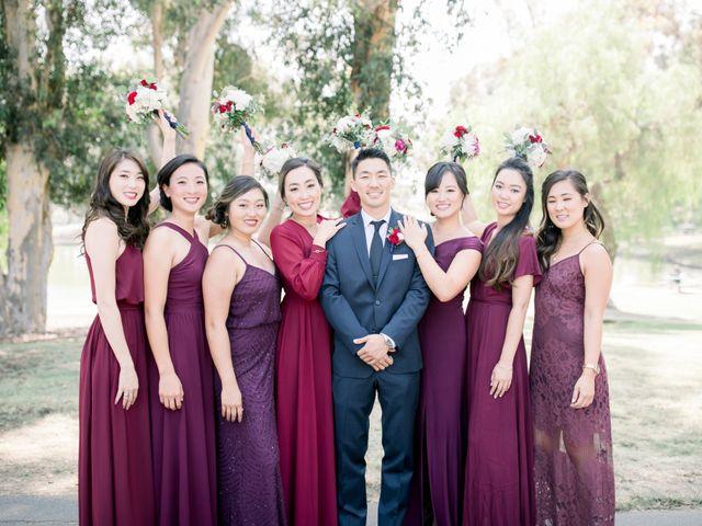 Justin and Deborah's Wedding in Orange, California 19