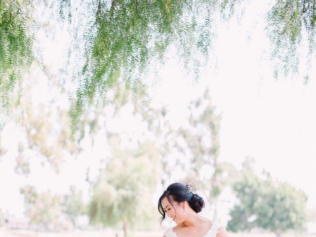 Justin and Deborah's Wedding in Orange, California 22
