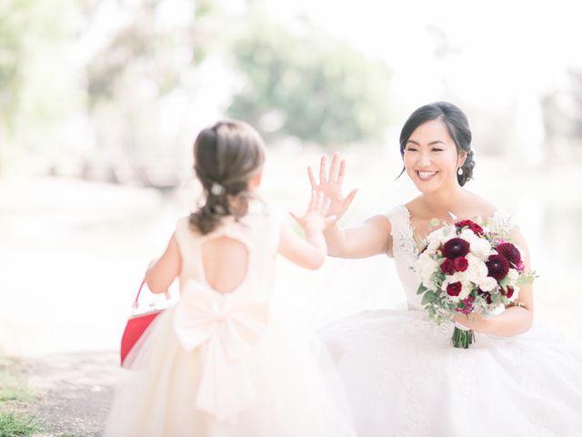 Justin and Deborah's Wedding in Orange, California 24