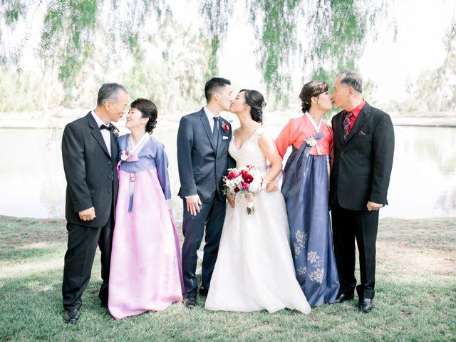 Justin and Deborah's Wedding in Orange, California 25