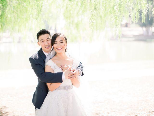 Justin and Deborah's Wedding in Orange, California 28