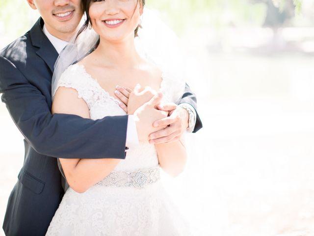 Justin and Deborah's Wedding in Orange, California 29