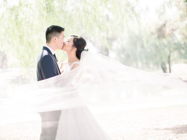 Justin and Deborah's Wedding in Orange, California 31