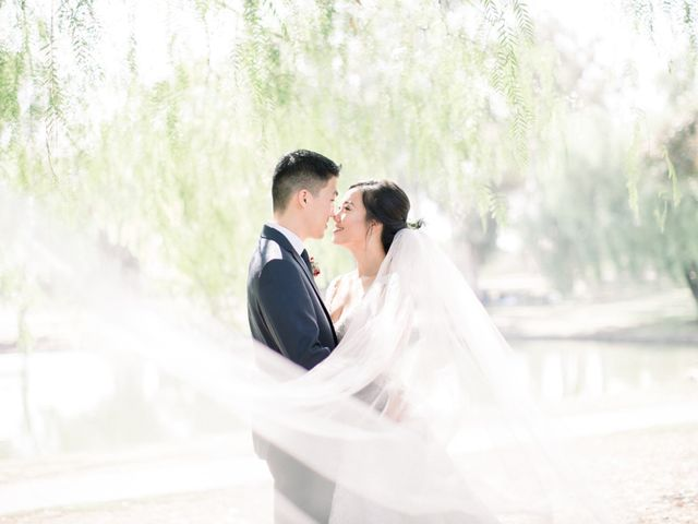 Justin and Deborah's Wedding in Orange, California 33