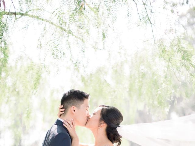 Justin and Deborah's Wedding in Orange, California 34