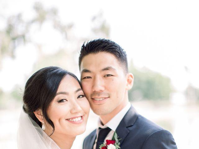 Justin and Deborah's Wedding in Orange, California 36