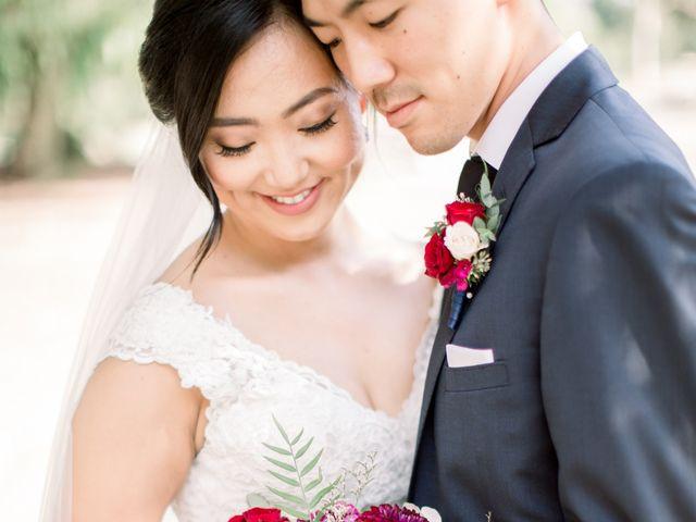 Justin and Deborah's Wedding in Orange, California 37