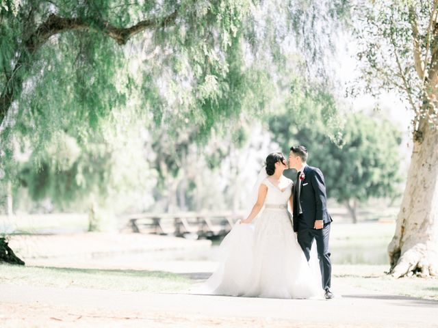 Justin and Deborah's Wedding in Orange, California 39