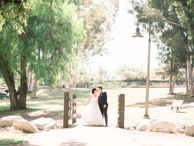 Justin and Deborah's Wedding in Orange, California 40