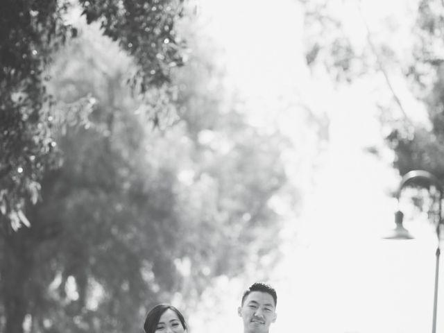 Justin and Deborah's Wedding in Orange, California 41