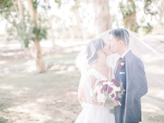 Justin and Deborah's Wedding in Orange, California 47