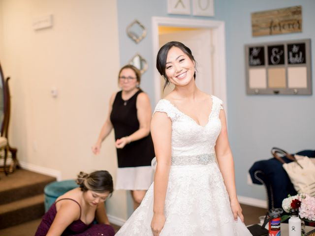 Justin and Deborah's Wedding in Orange, California 48