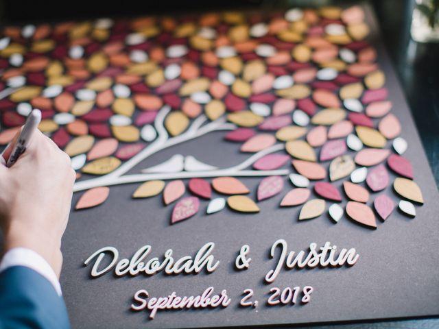 Justin and Deborah's Wedding in Orange, California 58