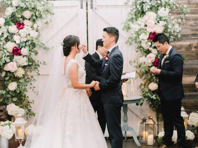 Justin and Deborah's Wedding in Orange, California 72