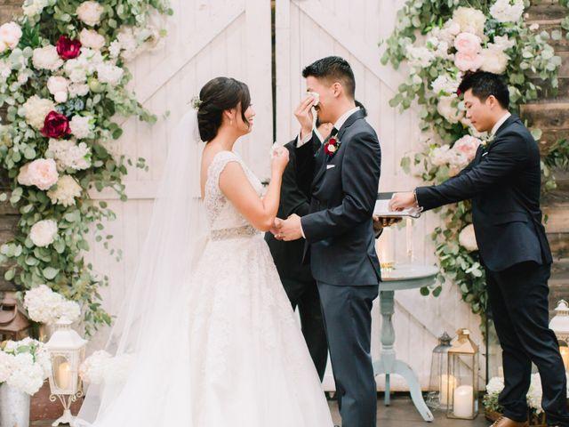 Justin and Deborah's Wedding in Orange, California 73