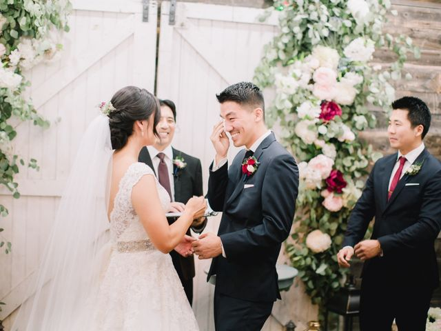 Justin and Deborah's Wedding in Orange, California 74