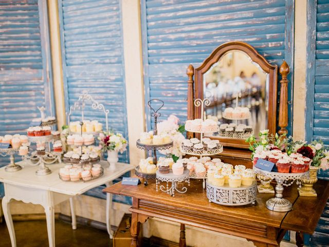 Justin and Deborah's Wedding in Orange, California 99
