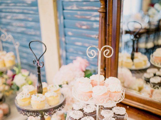 Justin and Deborah's Wedding in Orange, California 100