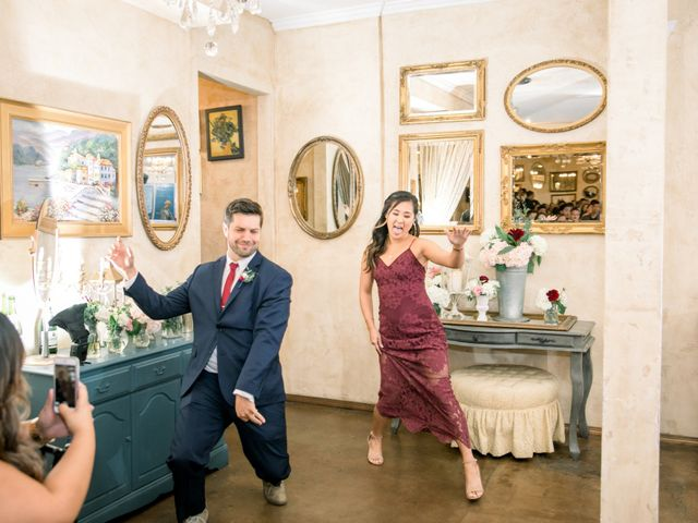 Justin and Deborah's Wedding in Orange, California 104
