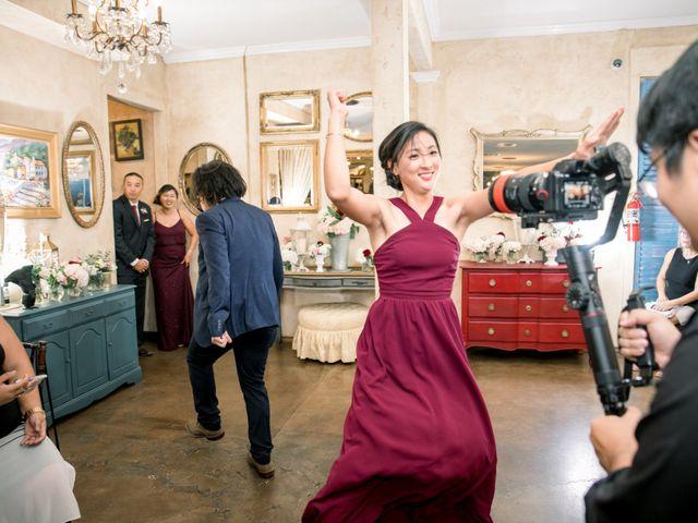 Justin and Deborah's Wedding in Orange, California 105