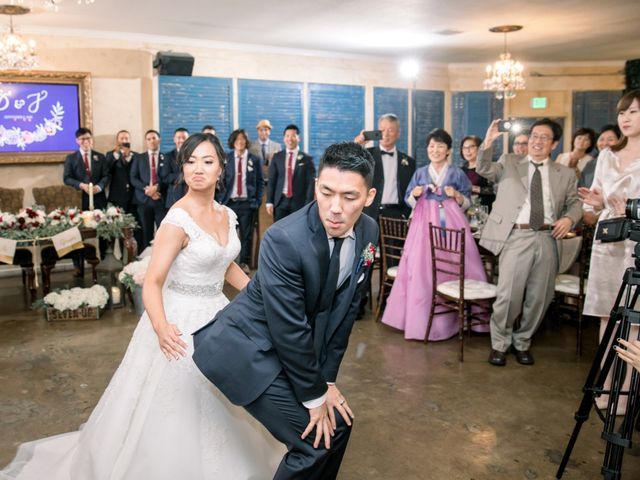 Justin and Deborah's Wedding in Orange, California 107