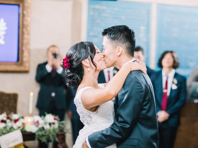 Justin and Deborah's Wedding in Orange, California 108