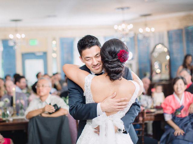 Justin and Deborah's Wedding in Orange, California 109